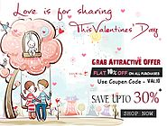 Express your love with Valentine's Wedding offers !!