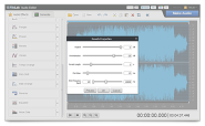 FileLab Audio Editor: easily edit your audio online for free.