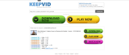 KeepVid: Download and save any video from Youtube, Dailymotion, Metacafe, iFilm and more!