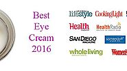 Best eye cream 2016 - buy now with a coupon code