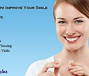 8 best ways to improve your smile picture on VisualizeUs