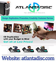 CD Packaging and Duplication