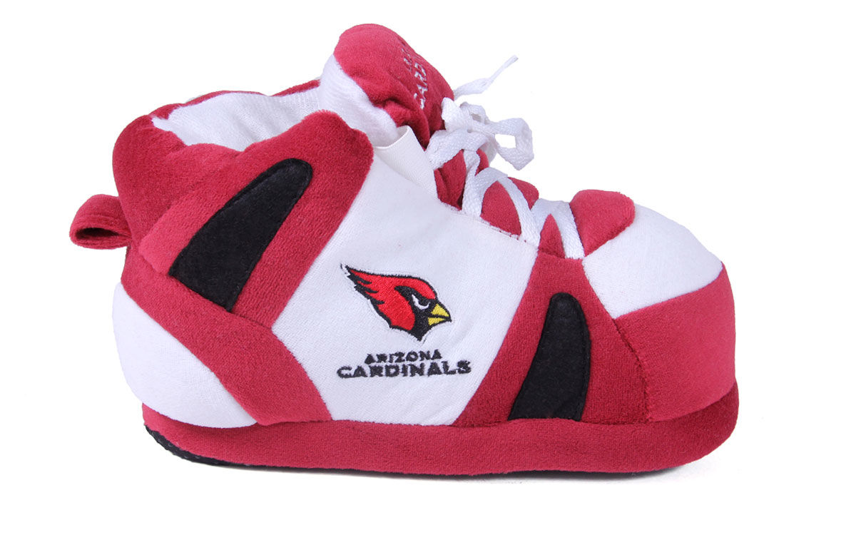 Headline for Arizona Cardinals Slippers - Buy Happy Feet