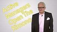 Active Managers Open The Kimono