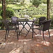 Best Round Outdoor Dining Table For 4