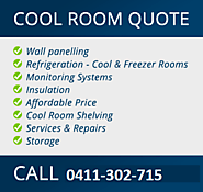 Characteristic of Top Commercial Cool Rooms Installation Experts