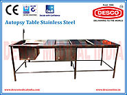 Autopsy Tables Manufacturers