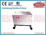 Embalming Machines Manufacturers