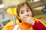 Children Have Fewer Fears with Early Dental Visits