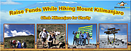 Raise Funds While Hiking Mount Kilimanjaro