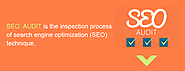 How to perform an SEO audit of your web site?