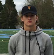 Jake Dukart (6-2 175 QB Lake Oswego 18')