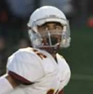 Vincenzo Logan (6-1 175 WR Central Catholic 18')