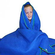 Fun and Function's Own Brand of Thin Poly Weighted Blanket with steel shot pellet filling