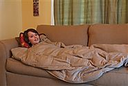 "Somerfly's ""Sleep Tight"" tm Weighted Blanket"