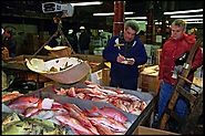 Visit the Male Fish Market