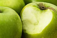 Apple and cucumber