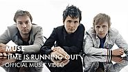 Muse - Time Is Running Out (Official Music Video)
