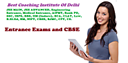 Join Best Coaching Institute for a crash course in JEE Advanced in Delhi