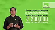 Tax benefits on repayment of interest availed on home loans