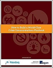 How To Build A World-Class Crisis Communications Playbook - CommPRO.biz