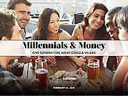 Millennials & Money: One Generation, Many Goals & Values - CommPRO.biz