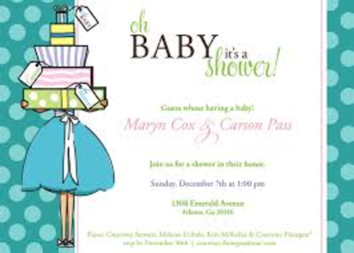 Headline for About Baby-Shower Invitations Templates