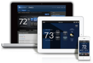 Thermostats Seattle, Programmable Thermostat, Lennox, Controls, Brennan Heating