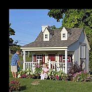 Wooden Playhouse Kits - What to Buy - 2016
