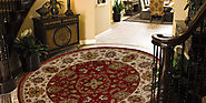 Round Rugs and Octagon Rugs - Oriental Designer Rugs