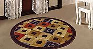 Choosing the Perfect Large Round Rugs - Oriental Designer Rugs