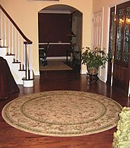 How You Can Use Round Rugs in Decoration – Oriental Designer Rugs