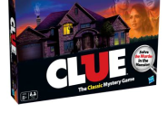 [Board Games] CLUE The Classic Mystery Game | Board Games for ages 8 YEARS & UP | Hasbro