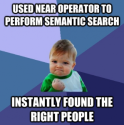 Using Extended Boolean to Achieve Semantic Search in Sourcing