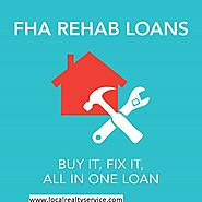 Buying A Home Using FHA 203(k) Rehab Mortgage