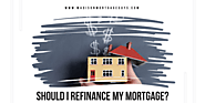 Top Reasons To Refinance