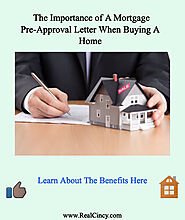 The Importance Of A Pre-Approval In Today's Lending Environment