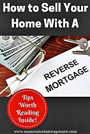 Sell My Home With a Reverse Mortgage