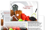 Sports Parenting PowerPoint Template