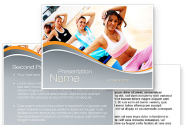 Workout PowerPoint Template