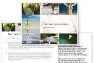 Sports Lifestyle PowerPoint Template