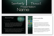 SWOT Analysis PowerPoint Template