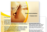 Key Of Business PowerPoint Template
