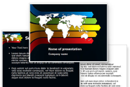 World Consolidation PowerPoint Template