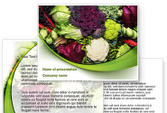 Cabbage PowerPoint Template