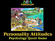 How I deal with 5 different personal attitudes, with Collectible Psychology Games.
