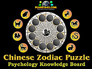 How I learned the Chinese Zodiac, with Collectible Psychology Games.
