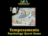 How I learned the 4 temperaments, with Collectible Psychology Games.