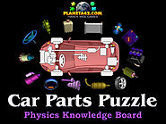 How I learned the Automobile structure with Collectible Physics Games.
