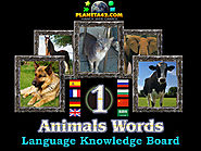 How I learned 5 animals in 8 languages with Collectible Language Games.